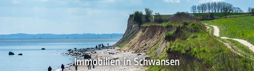 Immobilien in der Region Schwansen